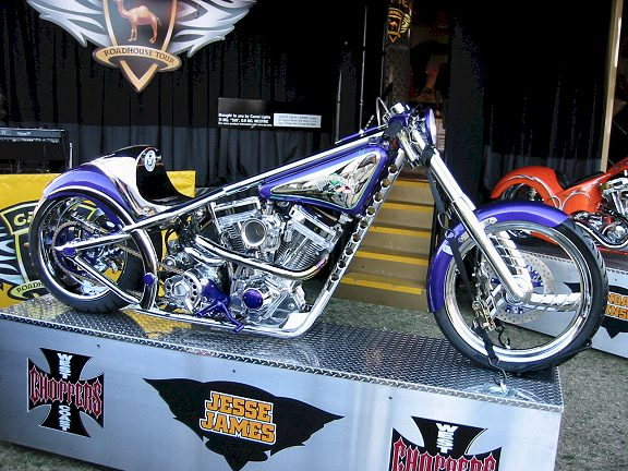 Jesse James Chopper