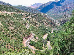 Coronado Trail Overnight Ride